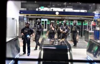 Stockholm'da metrosunda bomba hareketliliği...