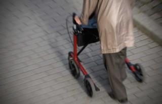 Stockholm'de en çok 65 yaş üstü insanlar...