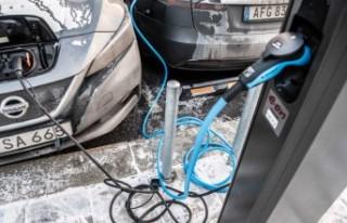 Stockholm'de en çok hibe elektrikli arabaların...