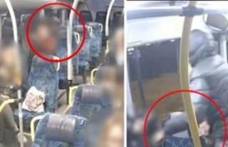 Stockholm otobüslerinde kadınları hedef alan kapkaççının...