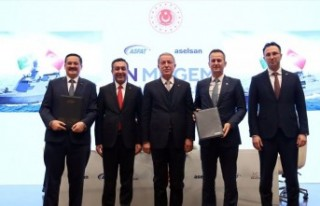 Türk savunma sanayisinin en büyük ihracatında...