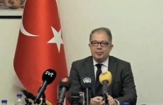 Türkiye'nin Stockholm Büyükelçisi Yunt Nobel...