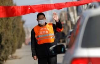 ABD, koronavirüs salgını nedeniyle Çin'den...