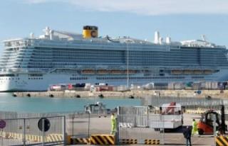 Cruise gemisine coronavirüsü karantinası - Dev...