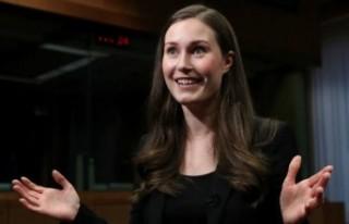 Finlandiya'nın genç Başbakanı Sanna Marin...