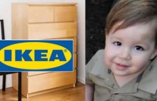 İki yaşındaki çocuğun ölümüne sebep olan IKEA'ya...
