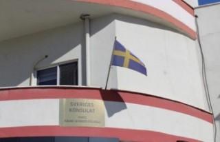 İsveç, Konya - Kulu'daki fahri konsolosluğunu...