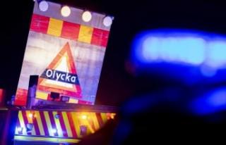 İsveç'te meydana gelen kazada bir kişi öldü