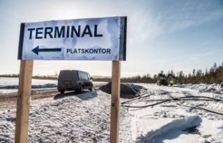 İsveç yeni bir havalimanını Uluslararası uçuşa...