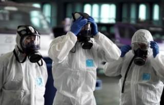 Koronavirüsü Yunanistan'a sıçradı!