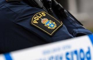 Lidingö'deki bir okulda çıkan kavgada bir...
