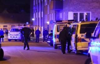 İsveç'te cadde karıştı - bir kişi vuruldu!