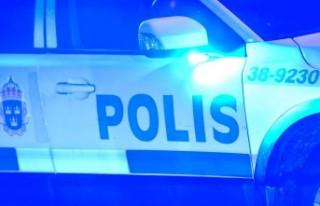 İsveç'te polisin gözaltına aldığı kişi...