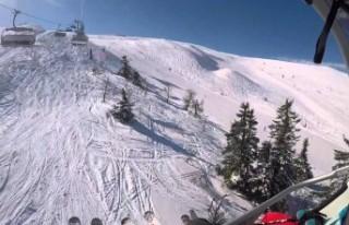 Kayak merkezinde ceset bulundu
