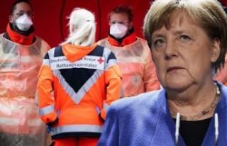 Almanya'da 2'den fazla kişinin bir araya...
