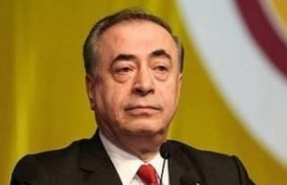 Galatasaray Başkanı Mustafa Cengiz açıkladı!...