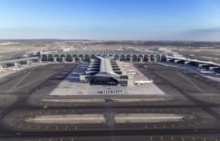 İstanbul Havalimanı koronavirüs salgınından etkilendi