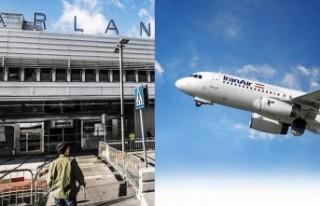 İsveç Halk Sağlığı Kurumu İran uçuşlarının...