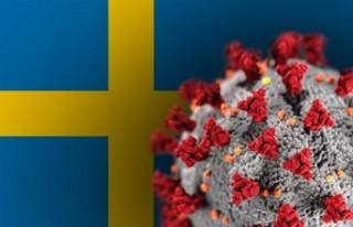 İsveç'te durum ağırlaşıyor vaka ve ölü...