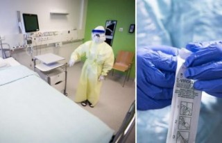 İsveç'te koronavirüs vakası 725 oldu