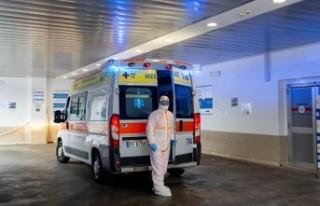 İtalya'da koronavirüsten ölenlerin sayısı...