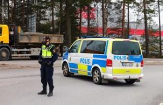 Jordbro sanayi bölgesinde amonyak gaz sızıntısı:...