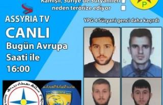 Terör örgütü YPG, Suriye'de 4 Süryani vatandaşı...