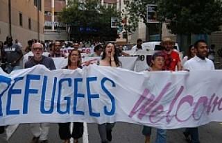 6 ayda 18 sığınmacı geldi