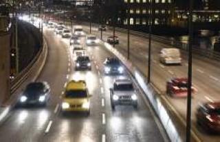 AB'nin en güvenli trafiği İsveç'te