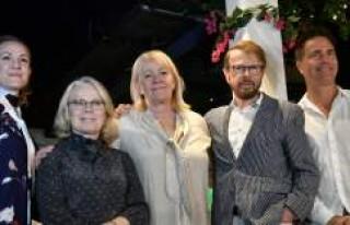 ABBA müzesi yeniden açıldı