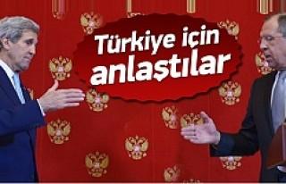 ABD ve Rusya Türkiye için anlaştı