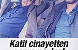Adana'da katil zanlısının cinayet sonrası...