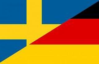 Almanya Dünya Birincisi, İsveç Dünya Üçüncüsü