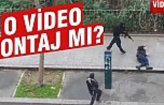 Amerikalı komplo teoristleri, polisin vurulma videosuna...
