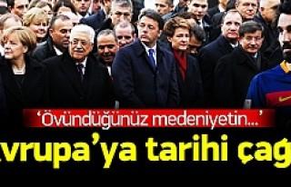 Arda Turan'dan Avrupa'ya tarihi çağrı