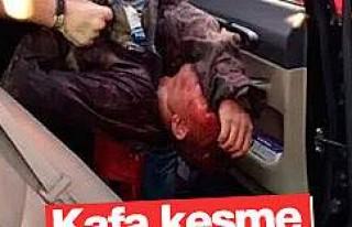 Askerin kafası kesildi iddialarını yalanlayan fotoğraf