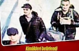Atatürk Havalimanı'na saldıran 3 canlı bombanın...