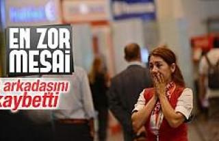 Atatürk Havalimanı'nda en zor mesai