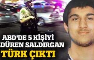 AVM'de 5 kişiyi öldüren saldırgan Türk çıktı