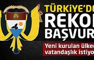 Avrupa'da yeni kurulan ülkeye Türkiye'den...