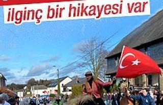 Avrupa'nın ortasında Türk köyü