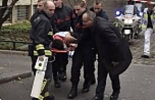 Avrupa'nın göbeğinde çatışma 12 ölü...VİDE