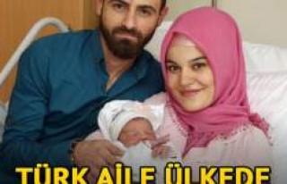 Avusturya Türk bebeği konuşuyor... Doğar doğmaz...