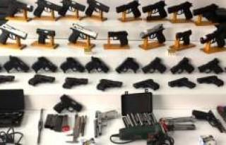 Balkan savaşından kalma silahlar en çok İsveç'te...