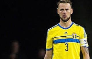 Beşiktaş'ın İsveçli Futbolcusu Milosevic'e...