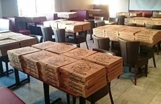 Bir kalemde 400 pizza sipariş verdiler