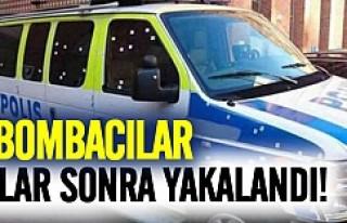 Bombalı saldırı yapan 3 kişi Stockholm'de...