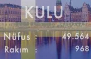 Bozkırın ortasında İsveç'in ise göbeğinde:...