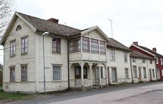 Bu ev İsveç'te 30 bin krona satışa çıkarıldı