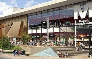 Cep hırsızları Mall of Scandinavya'yı mesken...
